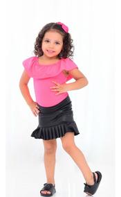 Body Feminino Infantil