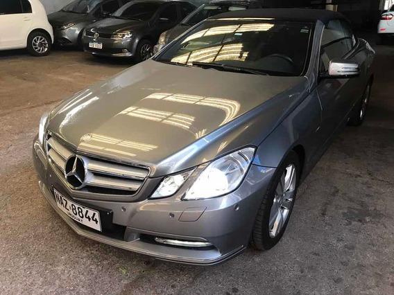 Mercedes-benz Cabriolet E 250 1.8 Turbo 204 Hp