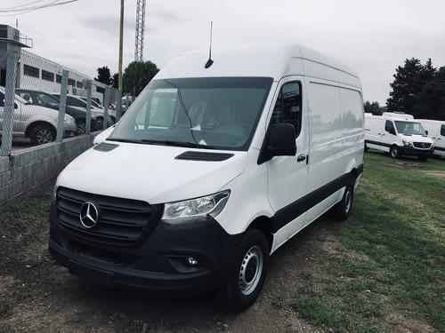Mercedes-benz Sprinter 316 3665 Furgón Techo Alto V2 Ec