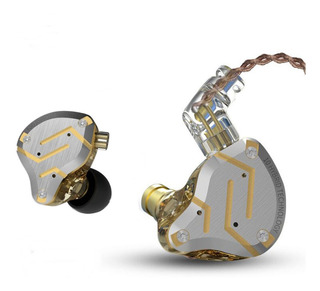 Audifonos Kz Zs10 Pro Gold Edition Hifi Monitores Bluetooth