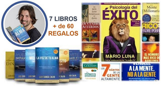 La Voz De Tu Alma Lain Garcia Calvo (7libros+40) Y +