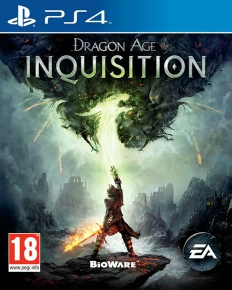 Jogo Dragon Age Inquisition Playstation 4 Ps4 Física Leg Pt