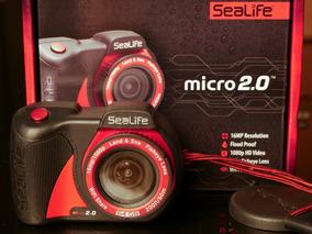 Câmera Submarina Sealife Micro 2.0 60metros!!!