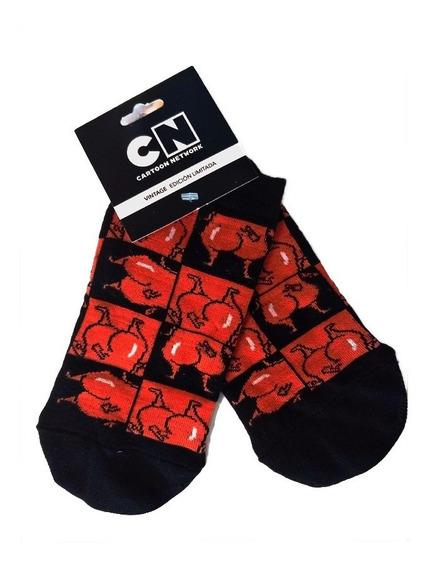 Socks Cartoon Network Vintage - Johnny Bravo / Red Guy