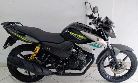 Yamaha Ys 150 Fazer Sed Gas/alc 2016 Preta