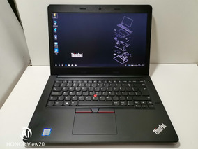 Notebook Lenovo Thinkpad E470 Core I5 8gb 500gb