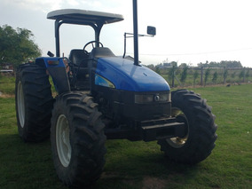 Tractor New Holland Tl 95 4x4 Tres Puntos Agricola