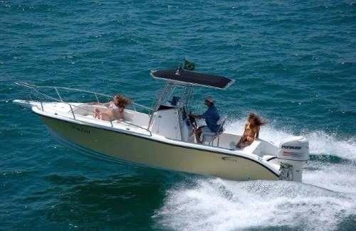 Fishing 24 Open 150hp  Ñ Flyfish Victory 265