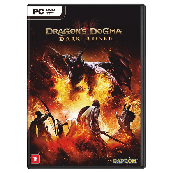 Jogo Dragons Dogma Dark Arisen Pc