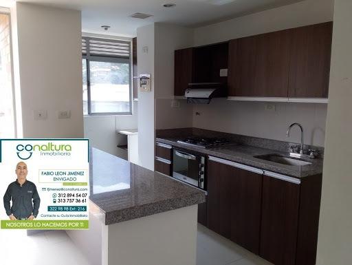 Apartamento En Arriendo Intermedia 472-1513