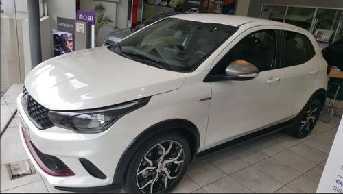 Fiat Argo 0km 2021 Cuotas Gnc Opcional - Tomo Usado - Uber E