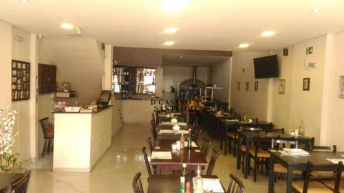 Imagem 1 de 11 de Salão Para Alugar, 165 M² Por R$ 6.000,00/mês - Mooca - São Paulo/sp - Sl0095