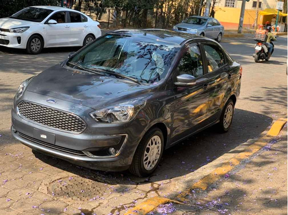 Ford Figo 1.5 Titanium Sedan At 2019