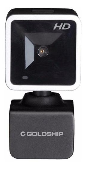Webcam Hd 720p Goldship
