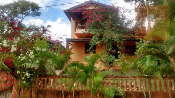 Casa De Campo Com 4 Dormitórios À Venda, 220 M² - Pau Arcado - Campo Limpo Paulista/são Paulo - Ca0260