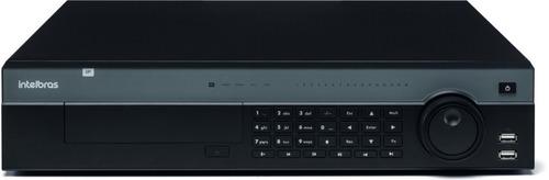 Nvr Gravador Digital Ip 32 Canais Intelbras Full Hd Nvd 7132