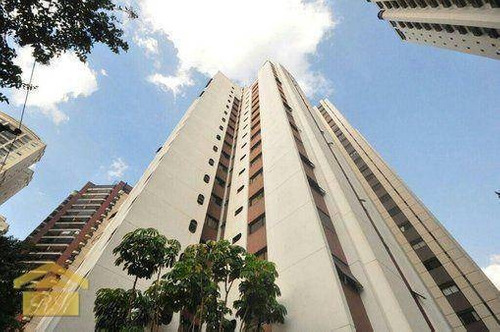 Flat Com 1 Dormitório Para Alugar Mobiliado Por R$ 2.600/mês - Moema - São Paulo/sp - Fl0002