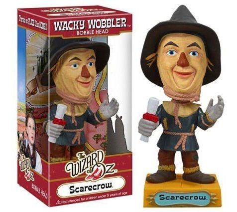 Scarecrow - Espantalho - Mágico De Oz - Funko Wacky Wobbler