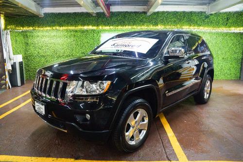 Imagen 1 de 13 de Jeep Grand Cherokee Limited 2012 Blindada