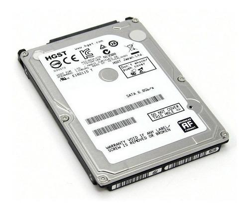 Hd Notebook - 1.000gb (1tb) / 7.200rpm / Sata3 - Hitachi Tra