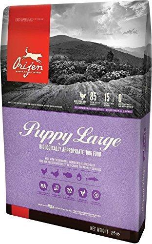 Orijen Large Puppy Formula Alimentos Para Perros 25 Lb