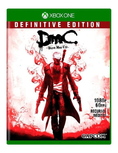 Jogo Dmc: Devil May Cry Definitive Edition - Xbox One
