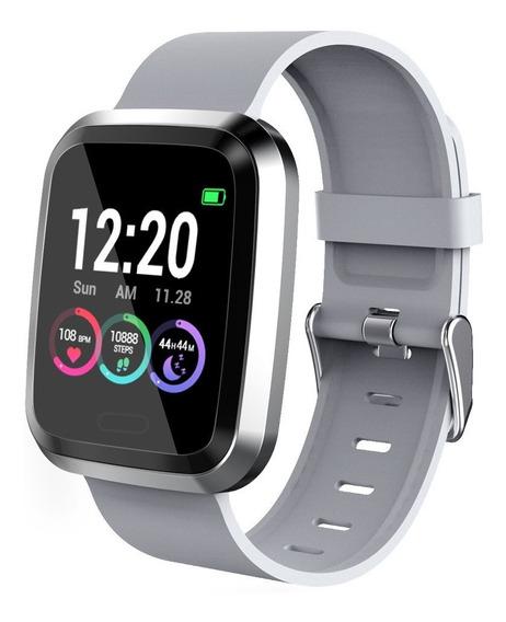 Pulseira De Relógio Inteligente Com Tela Sensível Ao Toque