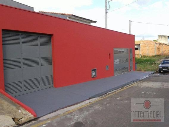 Salão Para Alugar, 380 M² Por R$ 4.500/mês - Jardim Das Palmeiras - Boituva/sp - Sl0110