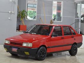Fiat Duna Sl 1.6 Con Gnc 1992 4ptas Color Rojo