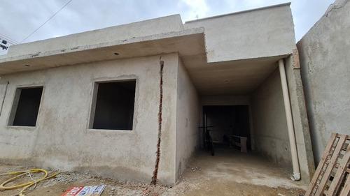 Imagem 1 de 15 de Casa No Sítio Cercado Com 2 Quartos, Curitiba - Ca0455