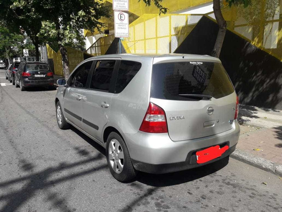 Nissan Livina 1.6 Sl Flex 5p 2010