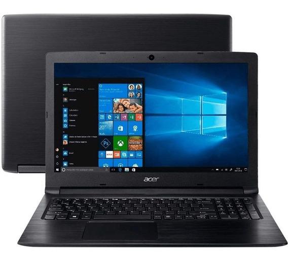 Notebook Acer Aspire 3 Dual Core Tela 15,6 Hd 500gb 4gb Ram