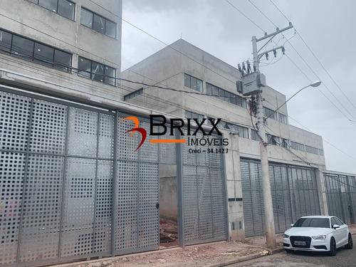 Galpão Novo Centro Industrial De  Itaquaquecetuba -locação - Zup 1 - Ga-649