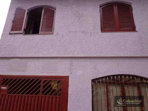 Imagem 1 de 15 de Sobrado Com 3 Dormitórios À Venda, 104 M² Por R$ 470.000,00 - Santa Maria - São Caetano Do Sul/sp - So0179