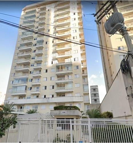 Apartamento Com 2 Dormitórios À Venda, 69 M² Por R$ 636.000,00 - Santa Paula - São Caetano Do Sul/sp - Ap0738