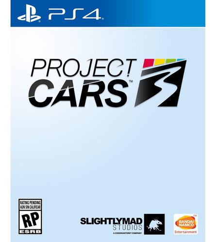 Imagen 1 de 10 de Project Cars 3 Formato Fisico Ps4 Original