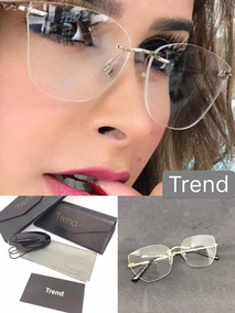 112b99259 Oculos Parafusado Feminino - Óculos no Mercado Livre Brasil
