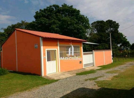 Casa Com 1 Dormitório À Venda, 60 M² Por R$ 155.000 - Jardim Master - Araçoiaba Da Serra/sp - Ca0227
