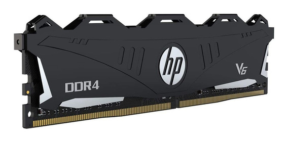 Memoria Ram Pc 8gb Hp V6 Ddr4 3200mhz Dimm Oc Heatsink Gtia
