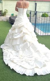 Vestido Novia Y Velo Pronovias