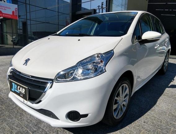 Peugeot 208 1.5 Active 8v Flex Manual 2015