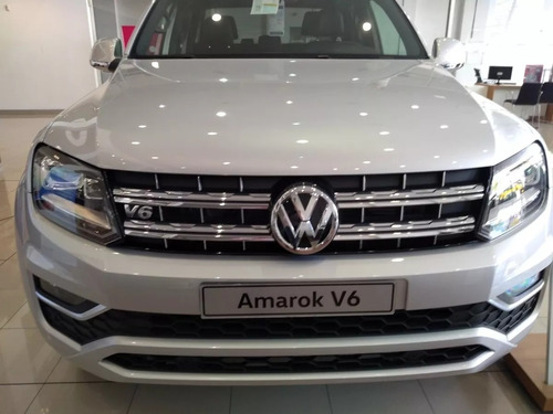 Volkswagen Amarok 3.0 V6 Cd Highline Fl
