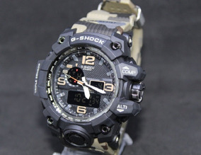 Relógio Masculino Gk Camuflado Barato