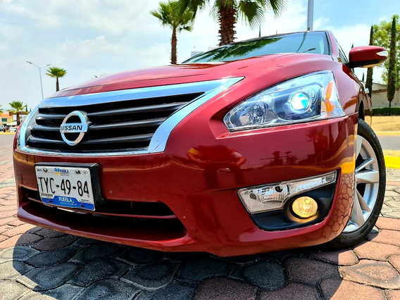Nissan Altima 2.5 Advance Mt Sedán 2014