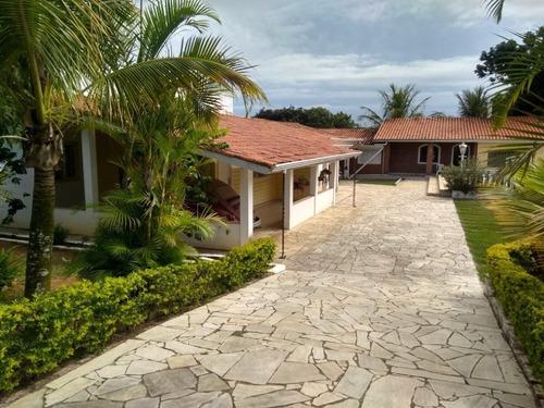 Chácara Com 7 Dormitórios À Venda, 2000 M² Por R$ 950.000,00 - Cafezal I - Itupeva/sp - Ch0187