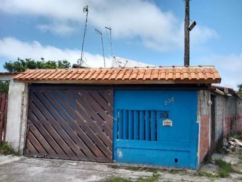 Casa Em Itanhaém 900m Do Mar Com 3 Dorm 6123