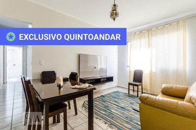 Apartamento No 3º Andar Mobiliado Com 2 Dormitórios E 1 Garagem - Id: 892873873 - 173873
