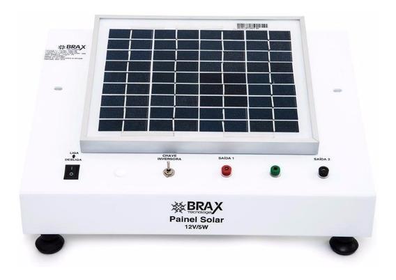 Painel Solar - Laboratório De Física - Brax Tecnologia