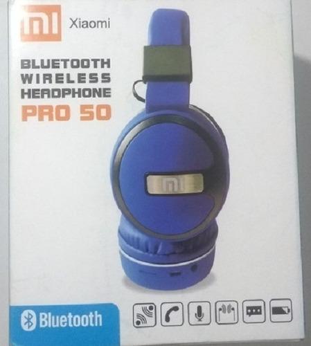 Imagem 1 de 3 de Headphone Bluetooth Wireless Xiaomi Pro 50 - 2880