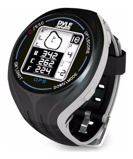 Pyle Reloj Deportivo Para Golf Con Gps